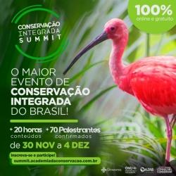 Conservação Integrada Summit 2021- 2030
