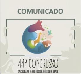 CANCELAMENTO DO 44º CONGRESSO